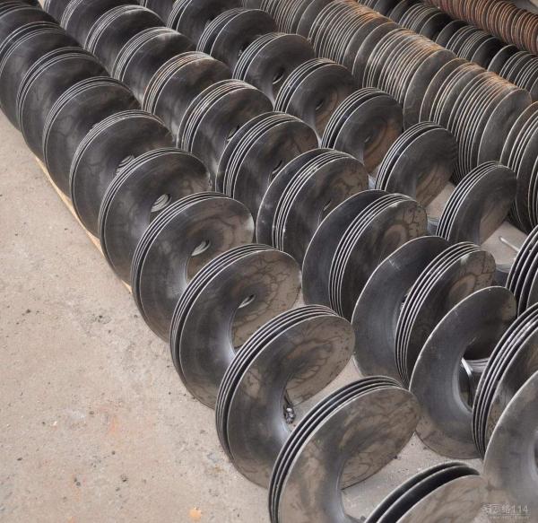 螺旋叶片结构的动力特性的设计及故障分析说明