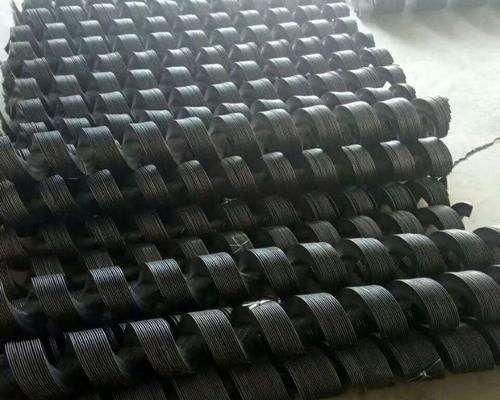 螺旋叶片的广泛应用及其污垢的清除窍门。