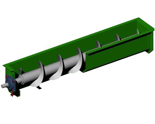 移动式螺旋输送机